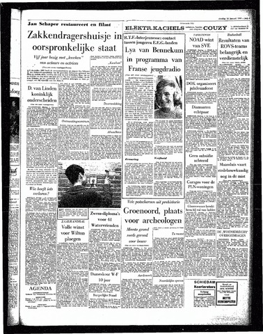 Rotterdamsch Parool / De Schiedammer 1964-01-14