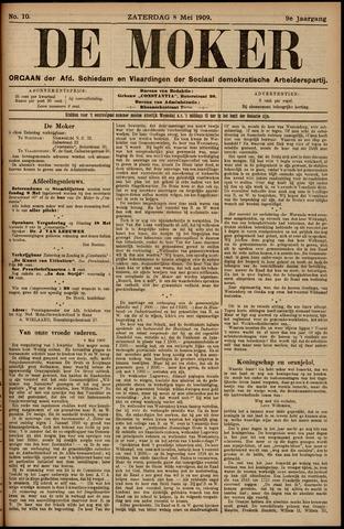 De Moker 1909-05-08