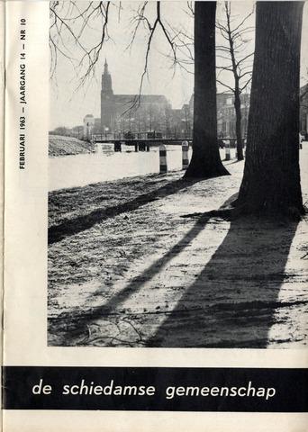 Schiedamse Gemeenschap (tijdschrift) 1963