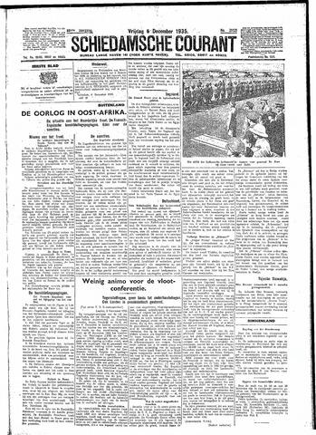 Schiedamsche Courant 1935-12-06