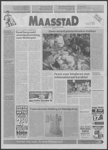 Maaspost / Maasstad / Maasstad Pers 1996-04-24