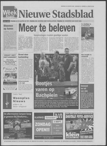 Het Nieuwe Stadsblad 2006-08-30