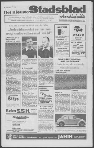 Het Nieuwe Stadsblad 1967-11-15