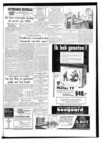 Rotterdamsch Nieuwsblad / Schiedamsche Courant / Rotterdams Dagblad / Waterweg / Algemeen Dagblad 1964-02-21