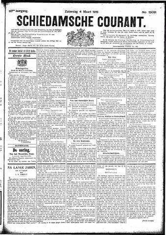 Schiedamsche Courant 1916-03-04
