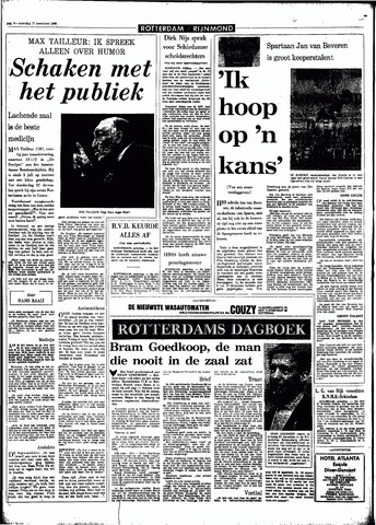 Rotterdamsch Parool / De Schiedammer 1966-12-17