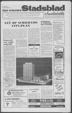 Het Nieuwe Stadsblad 1970-02-06