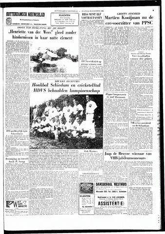 Rotterdamsch Nieuwsblad / Schiedamsche Courant / Rotterdams Dagblad / Waterweg / Algemeen Dagblad 1965-08-30