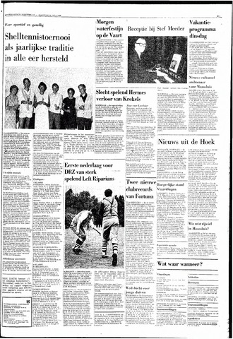Rotterdamsch Nieuwsblad / Schiedamsche Courant / Rotterdams Dagblad / Waterweg / Algemeen Dagblad 1968-07-22