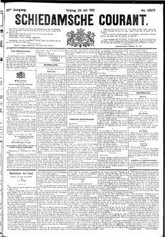 Schiedamsche Courant 1912-07-26