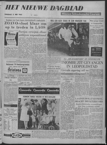 Nieuwe Schiedamsche Courant 1961-05-02