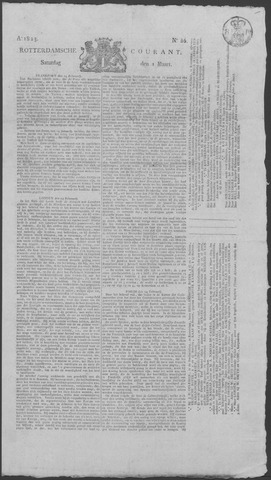 Rotterdamse Courant 1823-03-01