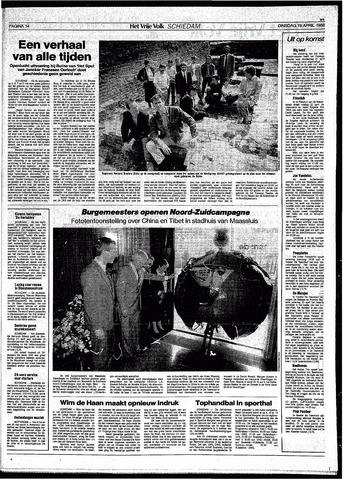 Het Vrije volk 1988-04-19