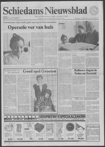Schiedams Nieuwsblad 1980-03-12