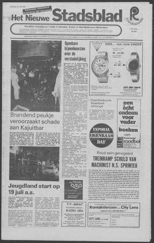Het Nieuwe Stadsblad 1976-06-18