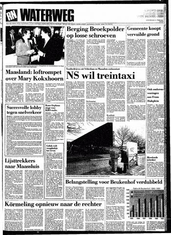 Rotterdamsch Nieuwsblad / Schiedamsche Courant / Rotterdams Dagblad / Waterweg / Algemeen Dagblad 1991-02-21