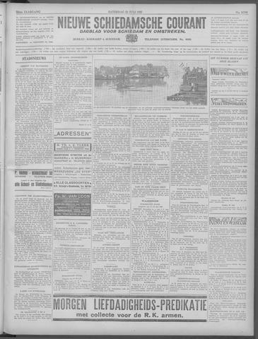 Nieuwe Schiedamsche Courant 1933-07-22
