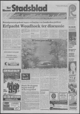Het Nieuwe Stadsblad 1985-01-09