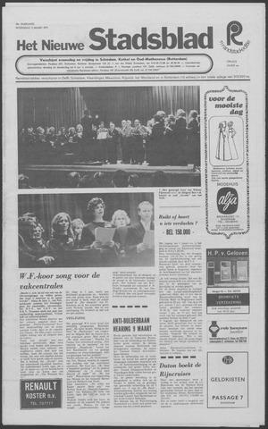 Het Nieuwe Stadsblad 1971-03-03