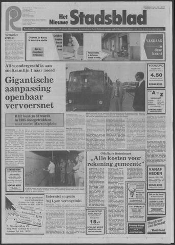 Het Nieuwe Stadsblad 1982-07-21