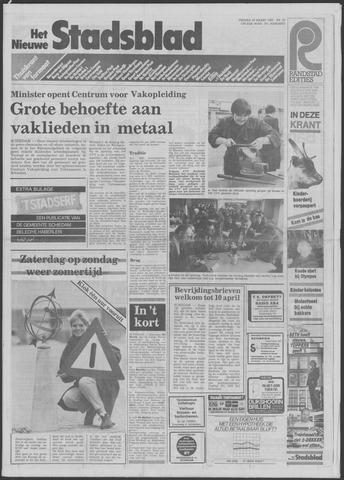 Het Nieuwe Stadsblad 1985-03-29