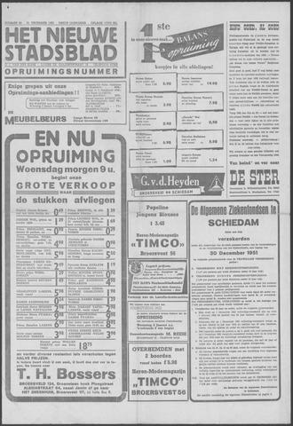 Het Nieuwe Stadsblad 1951-12-31