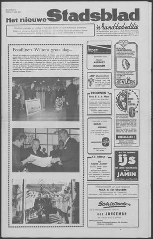 Het Nieuwe Stadsblad 1967-04-07