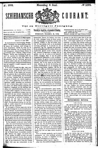 Schiedamsche Courant 1881-06-06
