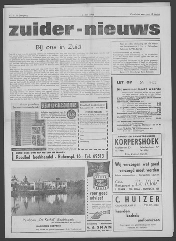Zuider Nieuws 1963-05-02