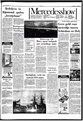 Trouw / De Rotterdammer 1971-10-22