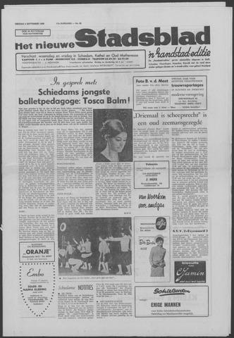Het Nieuwe Stadsblad 1966-09-02