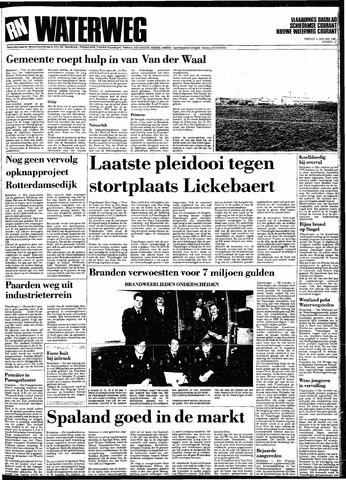 Rotterdamsch Nieuwsblad / Schiedamsche Courant / Rotterdams Dagblad / Waterweg / Algemeen Dagblad 1991-01-04