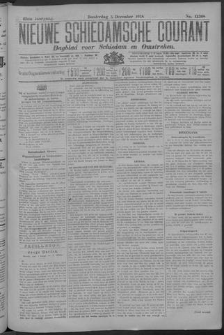 Nieuwe Schiedamsche Courant 1918-12-05