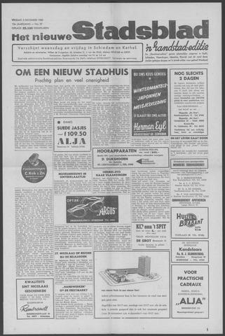 Het Nieuwe Stadsblad 1960-12-02
