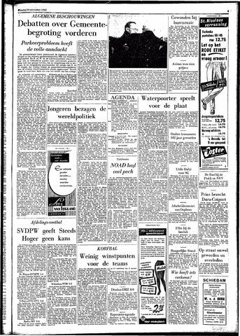 Rotterdamsch Parool / De Schiedammer 1961-11-28