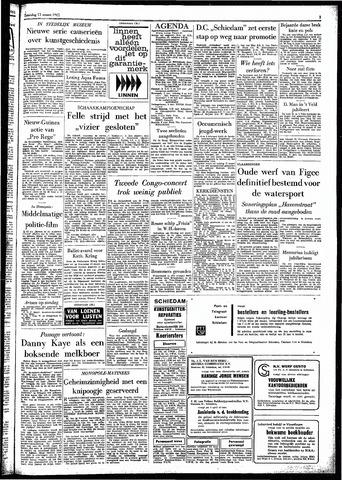 Rotterdamsch Parool / De Schiedammer 1961-03-11