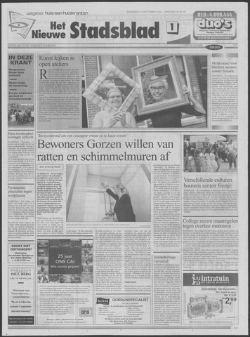 Het Nieuwe Stadsblad 2002-09-18