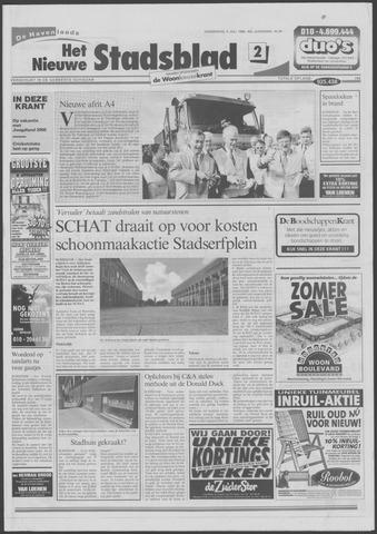 Het Nieuwe Stadsblad 1998-07-09