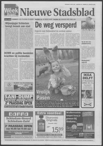 Het Nieuwe Stadsblad 2007-04-04