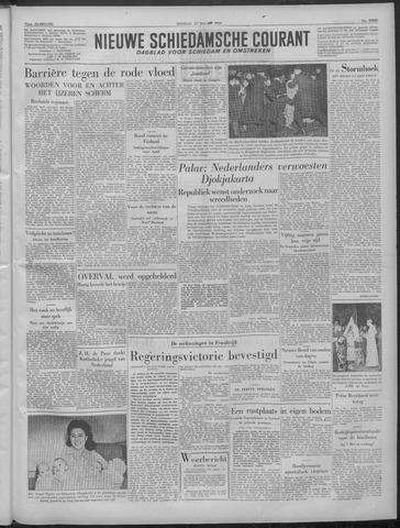 Nieuwe Schiedamsche Courant 1949-03-22