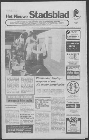 Het Nieuwe Stadsblad 1973-06-20