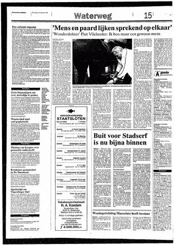 Rotterdamsch Nieuwsblad / Schiedamsche Courant / Rotterdams Dagblad / Waterweg / Algemeen Dagblad 1993-11-10