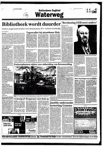 Rotterdamsch Nieuwsblad / Schiedamsche Courant / Rotterdams Dagblad / Waterweg / Algemeen Dagblad 1998-10-29