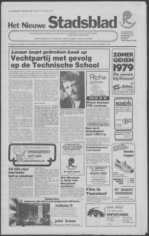 Het Nieuwe Stadsblad 1978-12-01