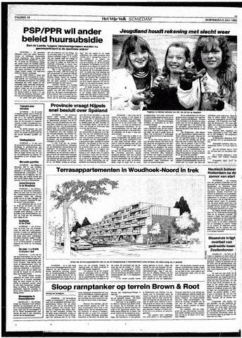 Het Vrije volk 1988-07-06