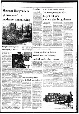 Rotterdamsch Nieuwsblad / Schiedamsche Courant / Rotterdams Dagblad / Waterweg / Algemeen Dagblad 1968-05-29