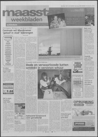 Maaspost / Maasstad / Maasstad Pers 2007-01-10