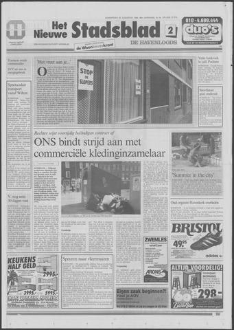 Het Nieuwe Stadsblad 1996-08-22