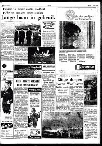 Trouw / De Rotterdammer 1966-04-01
