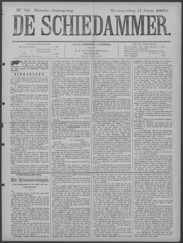 De Schiedammer 1890-06-11